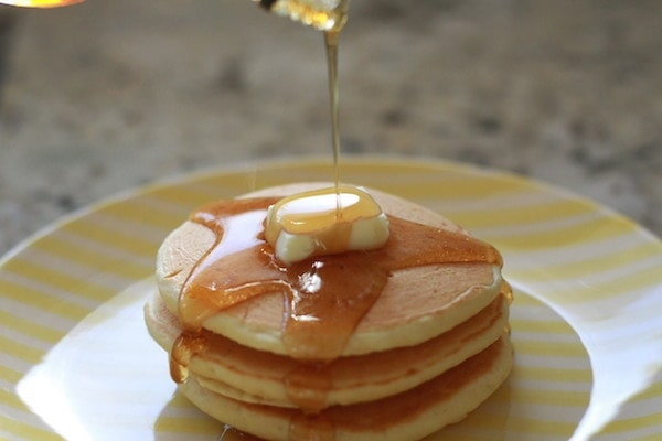 Can you make bisquick pancake mix ahead of time