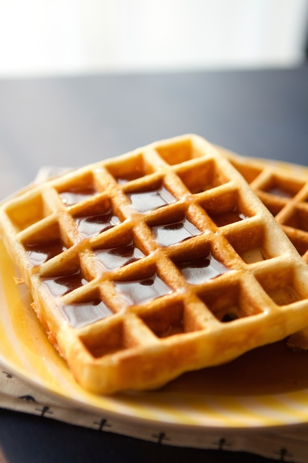 waffle mix recipe
