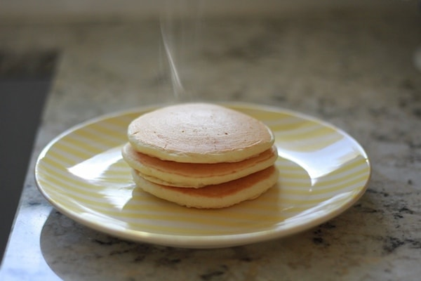 Instant Pancakes