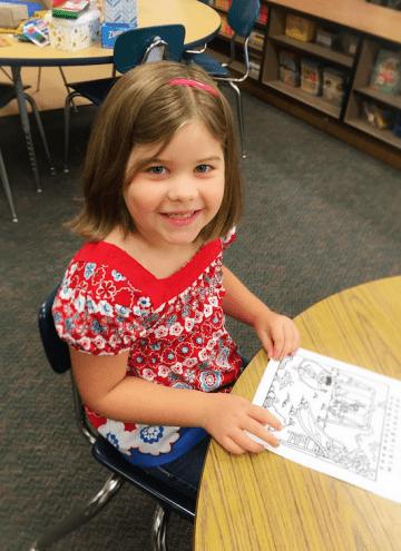 Brooke {First Grade!}