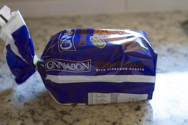 Cinnabon Bread
