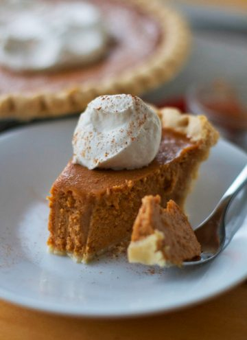 Fail-Proof Pumpkin Pie