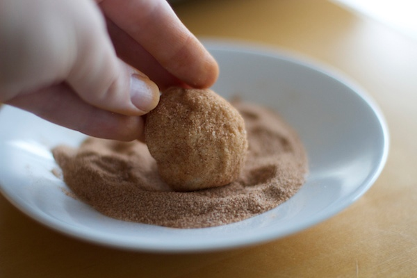Snickerdoodles With Cinnamon