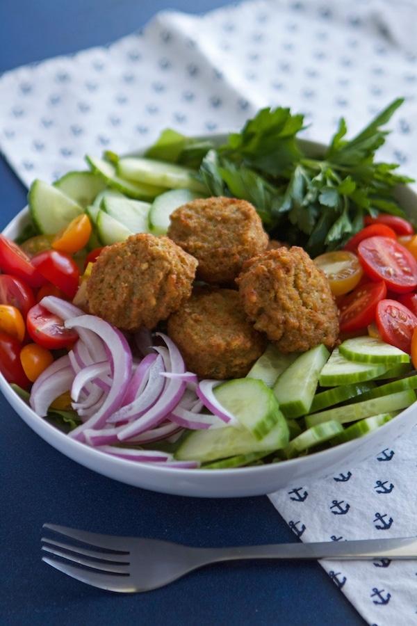 falafel salad 2