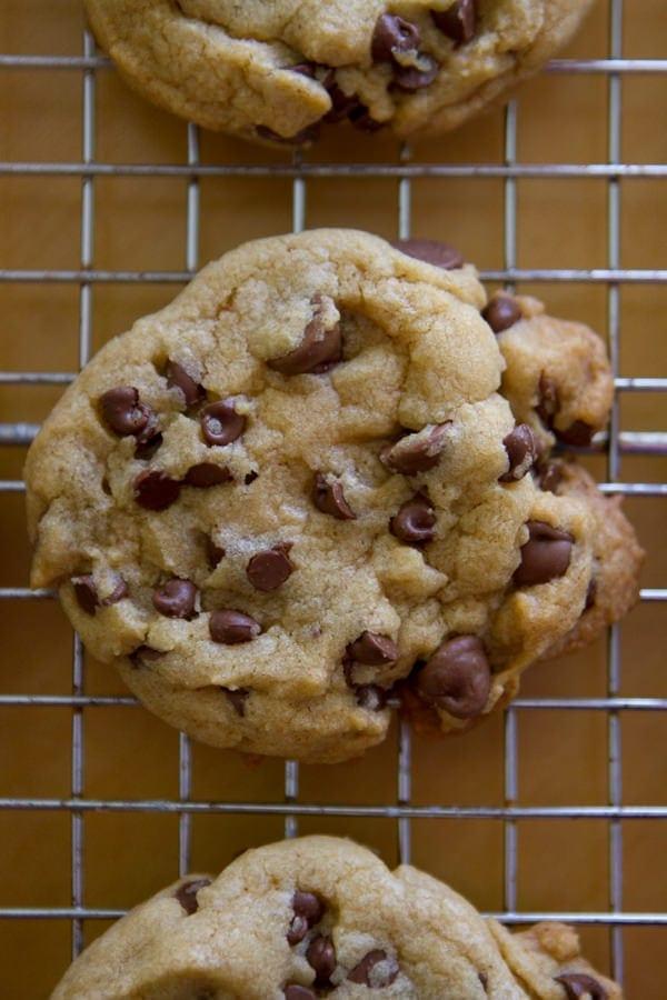 Salty Brown Butter Chocolate Chip Cookies Lauren S Latest