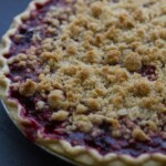 Mixed Berry Streusel