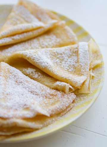 Better than Paris Crepes Recipe
