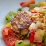 Coconut Chicken with Pineapple and Peppers