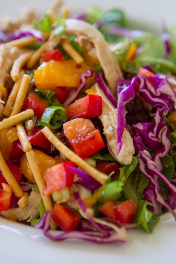 Chinese Chicken Salad Recipe