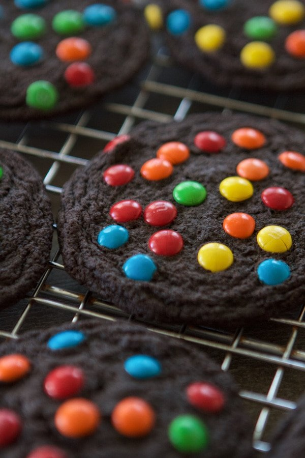 M&M Cookies