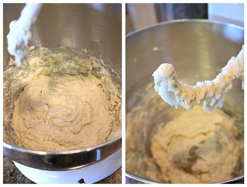 Fail-Proof Pizza Dough just like in restaurants! Turn it into pizza or garlic bread sticks.