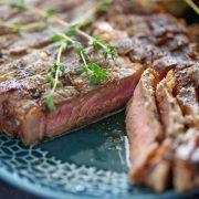 Garlic Herb Steak