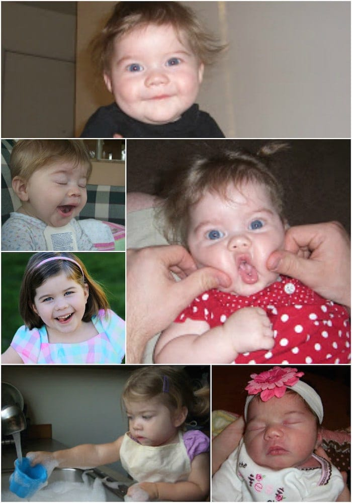 Collage of Brooke