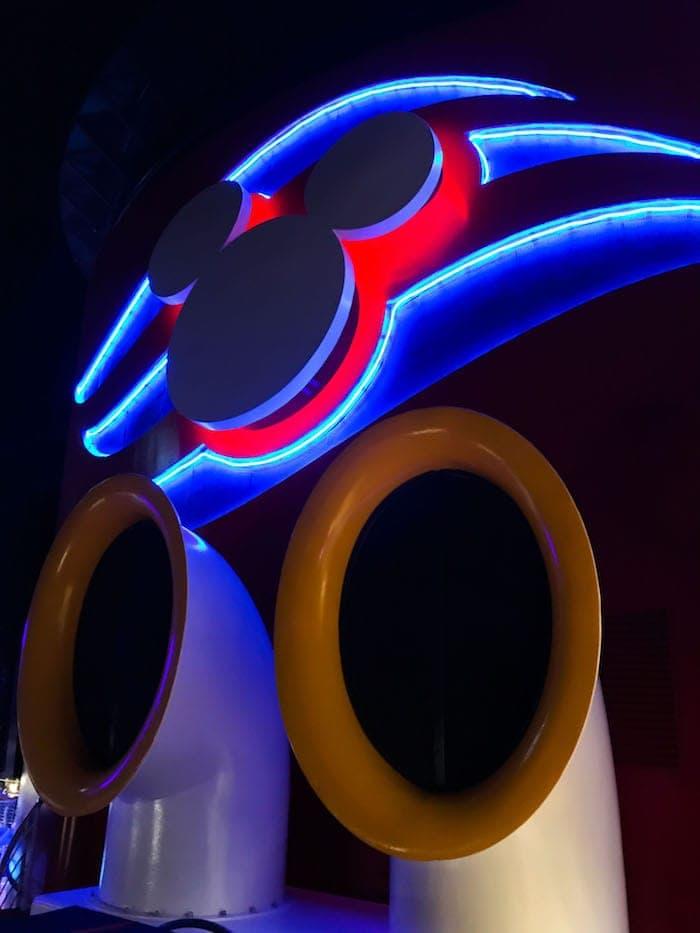 Disney lights