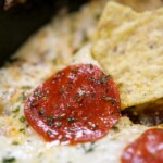 pepperoni ranch chip dip