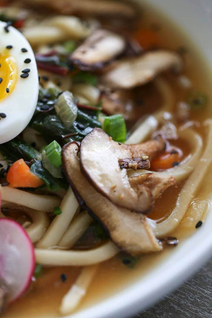 Homemade Ramen Recipe | Lauren's Latest