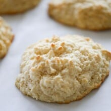 Butter Drop Biscuits