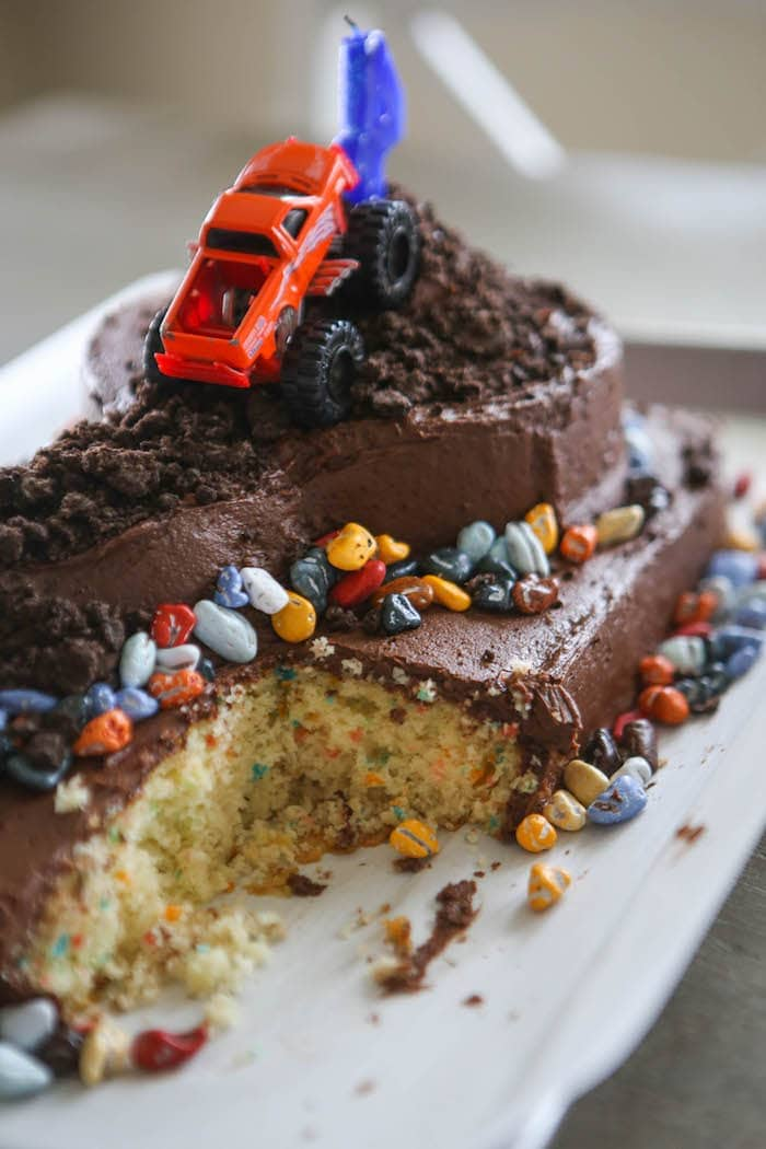Monster Truck Cake Lauren S Latest