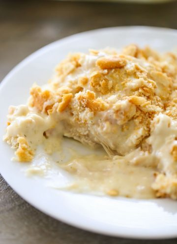 Creamy Ranch Chicken Casserole