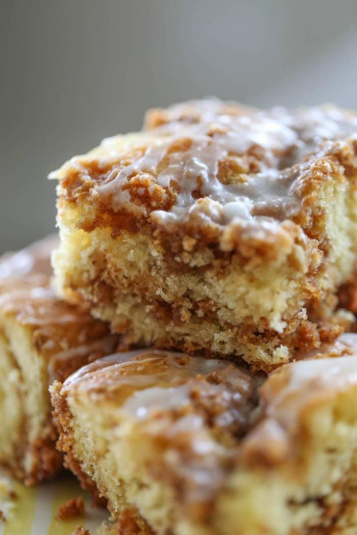 Graham Streusel Coffee Cake Lauren S Latest