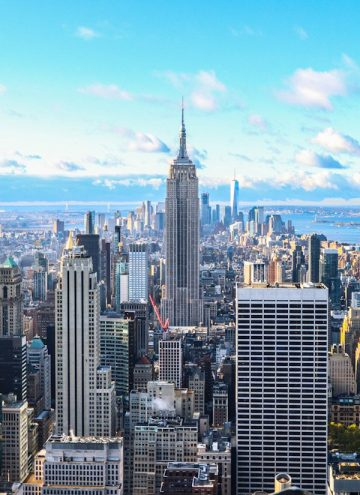 Our NYC Bucket List!