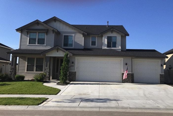 Lauren\'s home in Idaho
