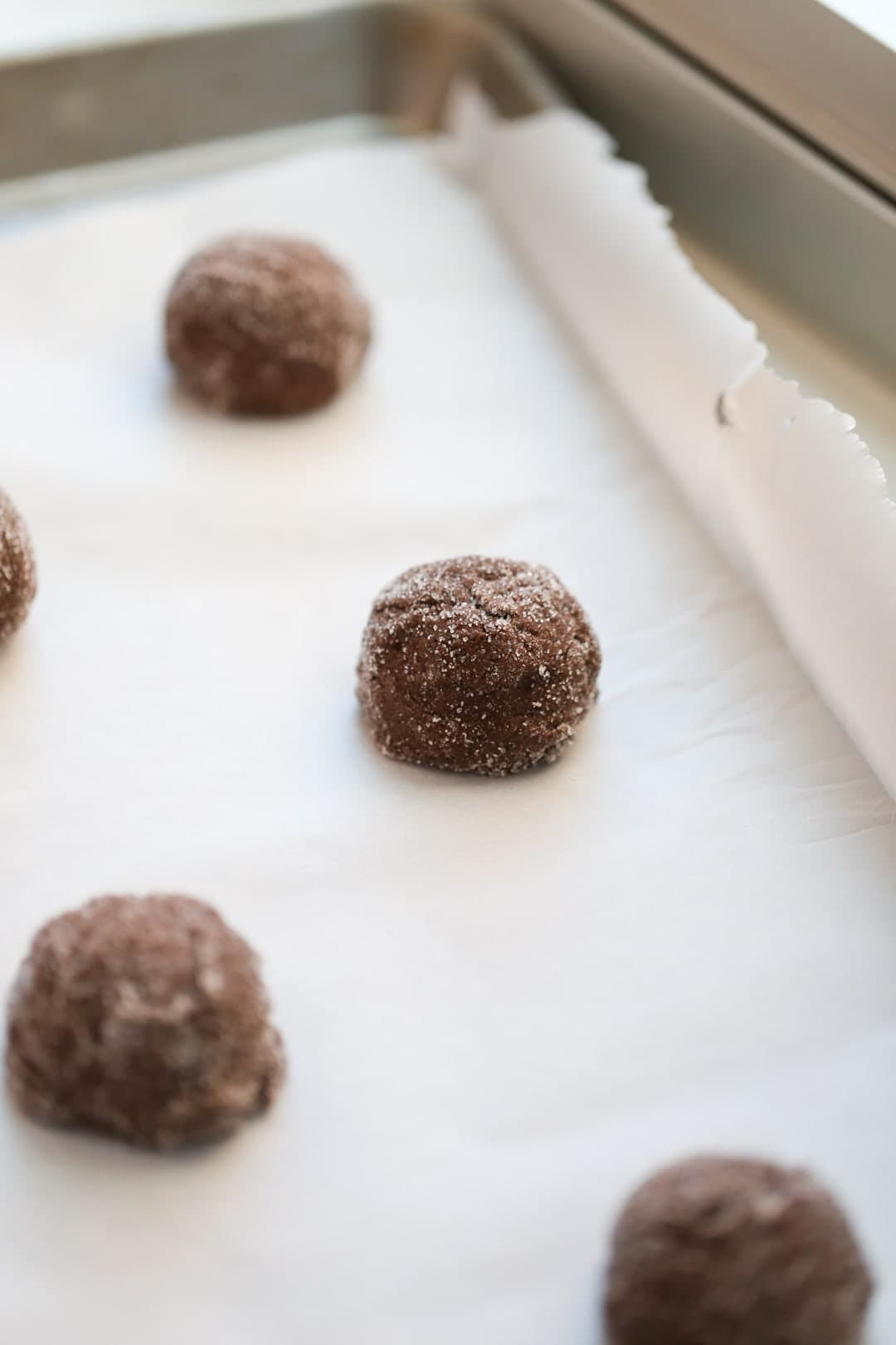 Double Chocolate Chip Fudge Cookies