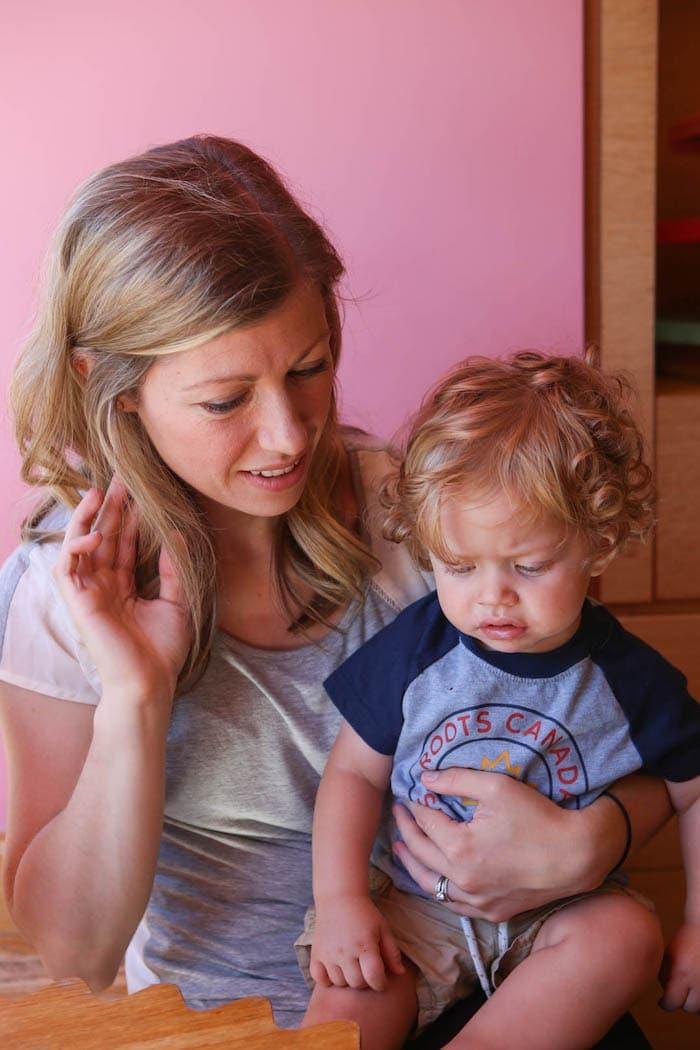 Lauren and Eddie