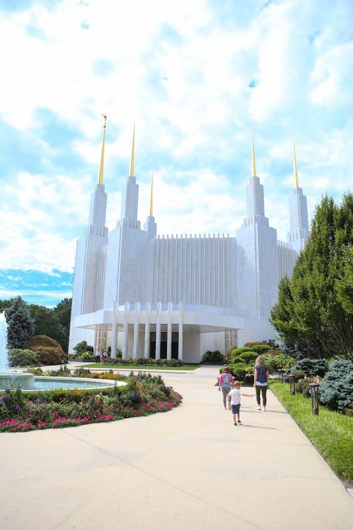 DC LDS Temple