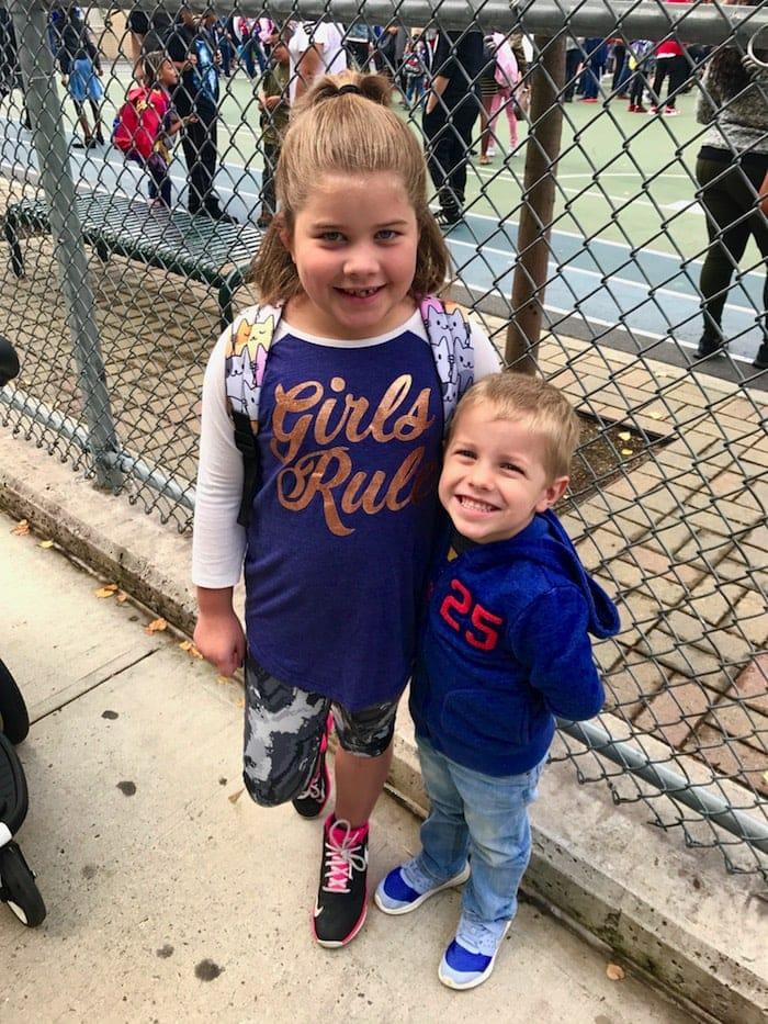 Brooke and Blake