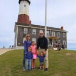 Brennan family in Montauk