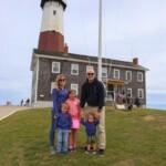 Brennan family in Montauk