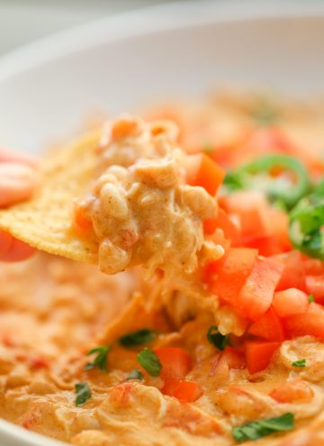 Crock-Pot® Chicken Nacho Dip