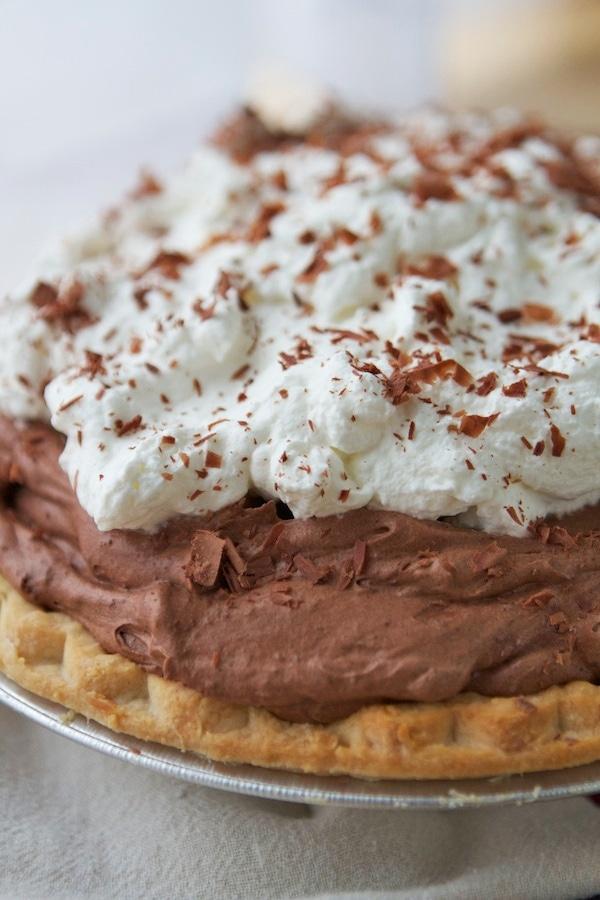 best chocolate pie