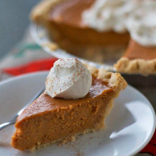 Homemade Pumpkin Pie Recipe Fail Proof Lauren S Latest