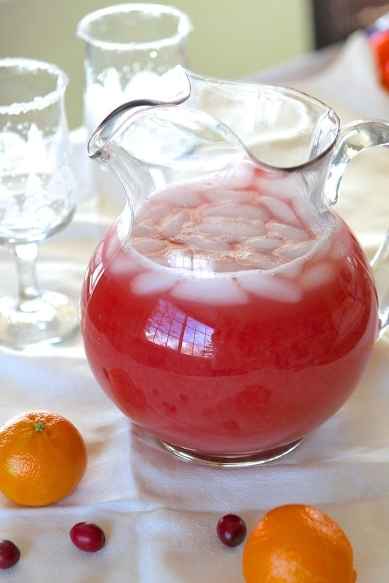 Christmas Mocktail