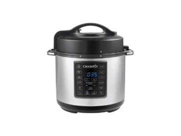 Multi-Use Express Crock Programmable Pressure Cooker