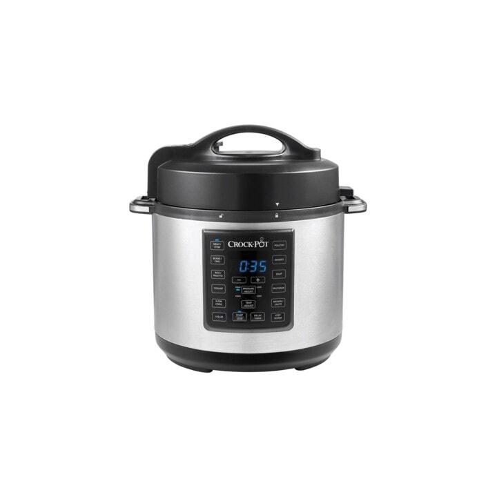 Multi-Use Express Crock Programmable Pressure Cooker