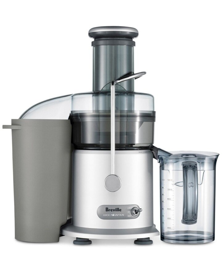 Breville 2-Speed Juice Fountain Juicer