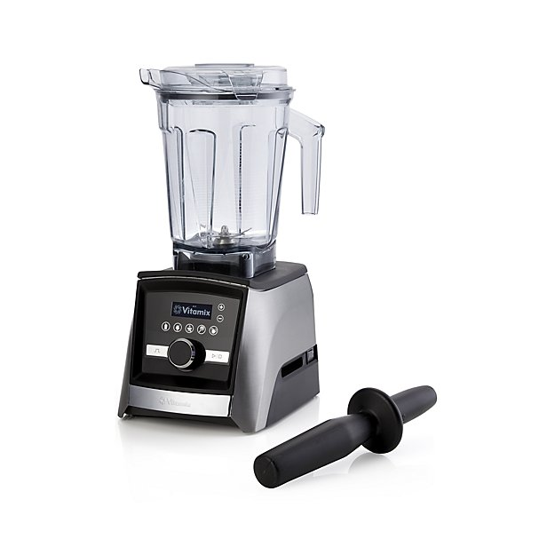 Vitamix 174 Ascent A3500 Brushed Stainless Steel Blender