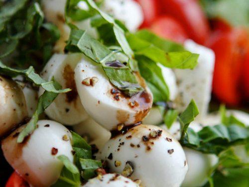 Caprese Salad Dressing Recipe Balsamic