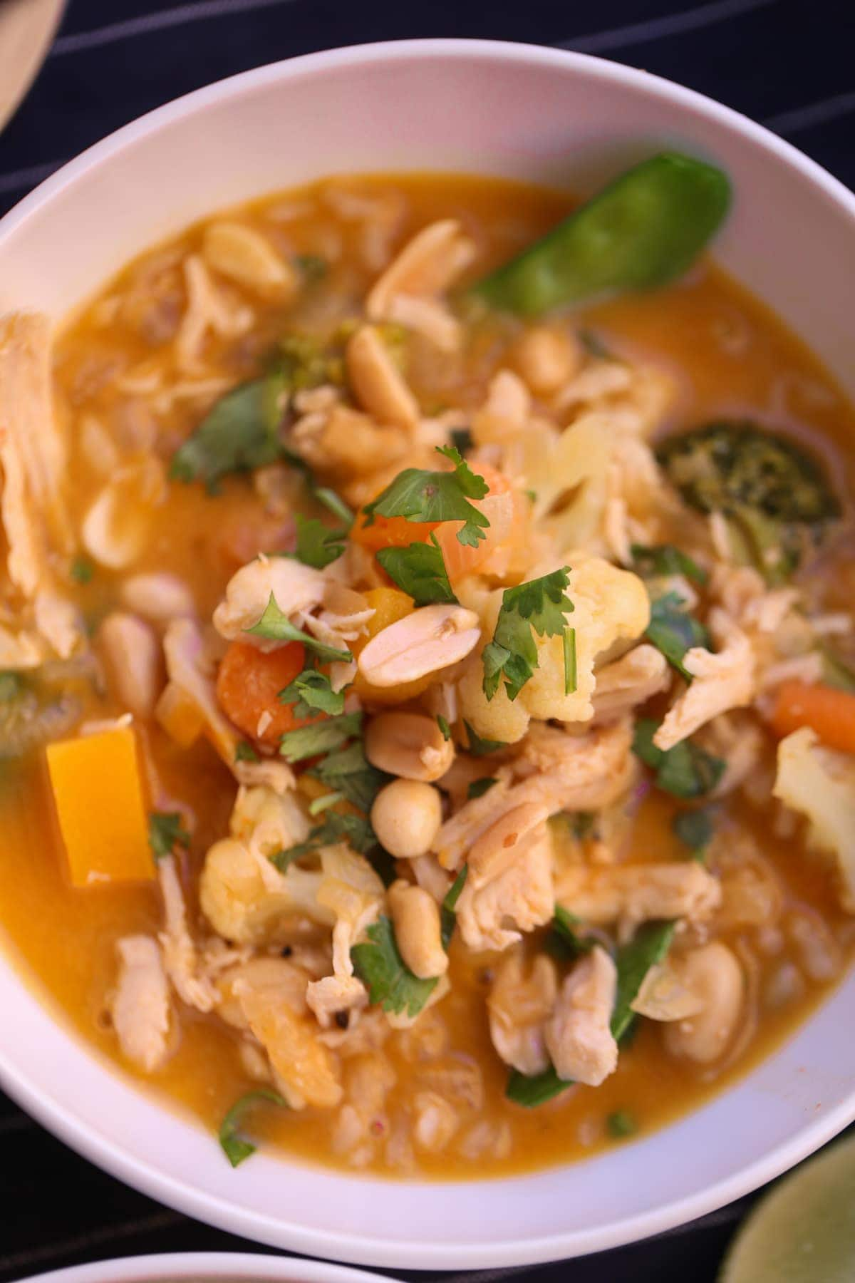 Thai Red Curry Recipe Chicken