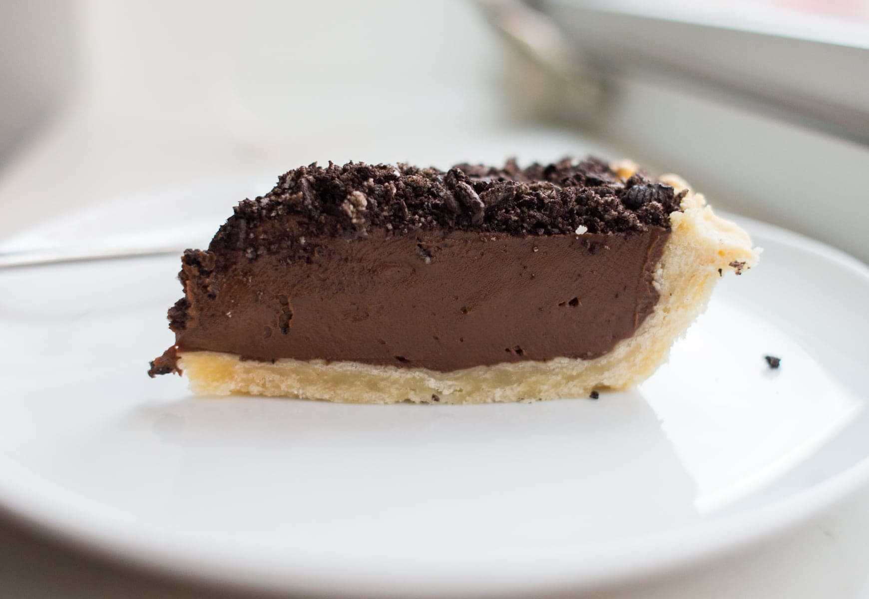 Chocolate Dirt Pie