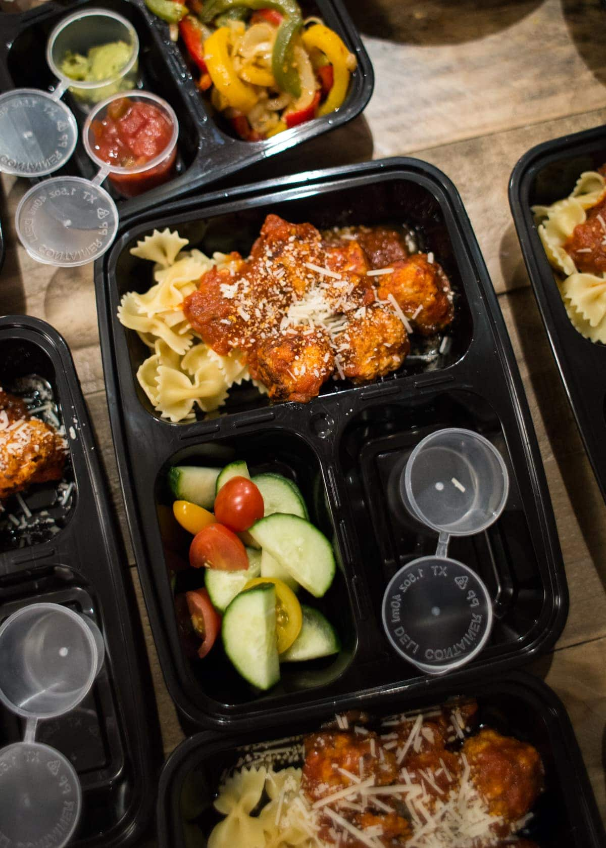 Meal Prep Food Container