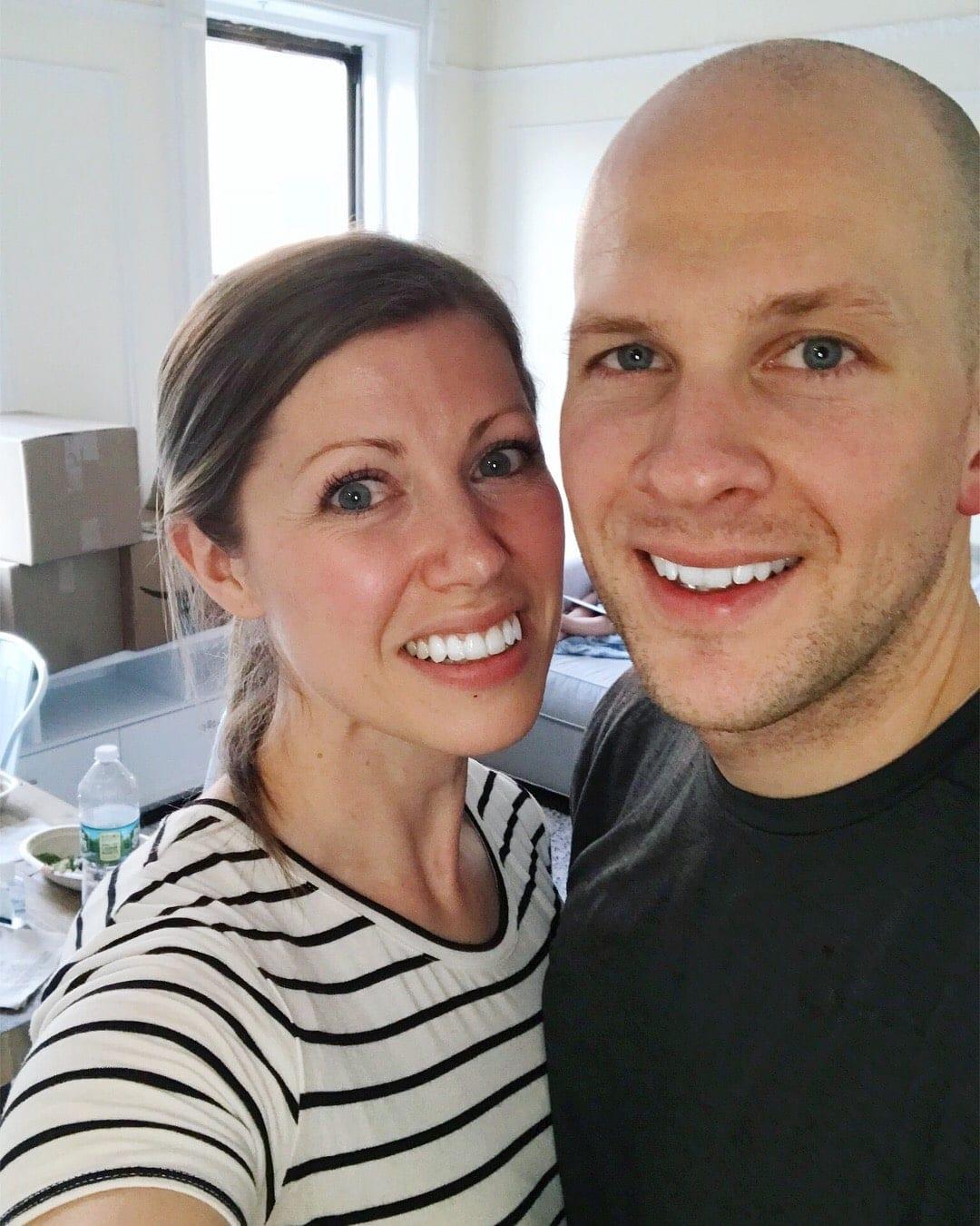 Lauren and Gordon