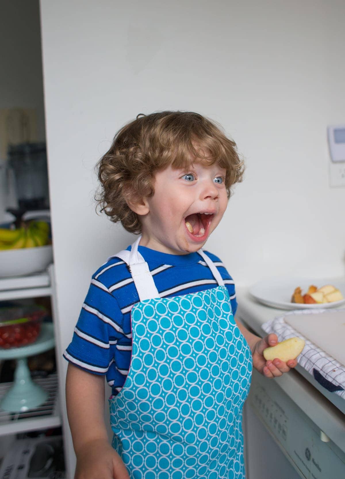 Cooking with Kids | Lauren\'s Latest