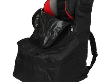 Full Size Car Seat Travel Bag