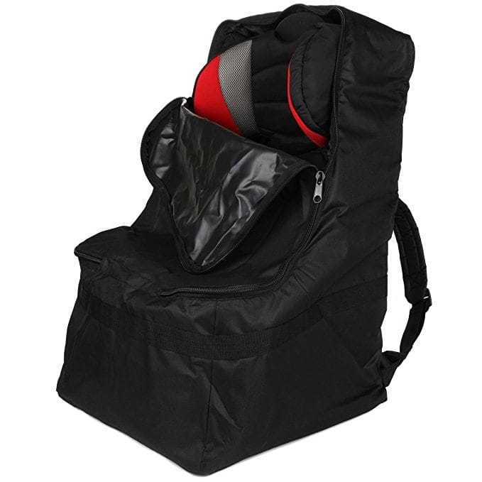 Full Size Car Seat Travel Bag