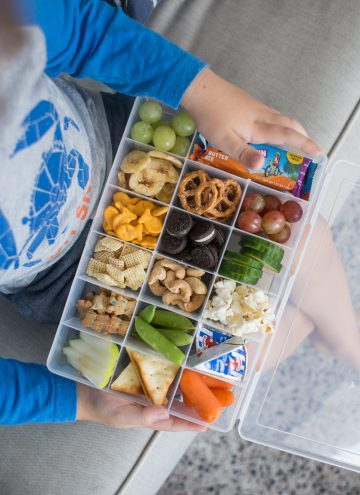 Summer Snack Boxes