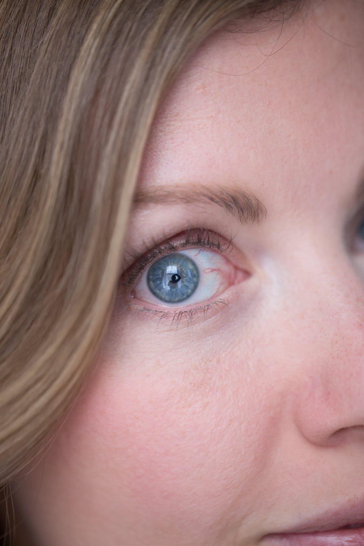 Lauren\'s eye